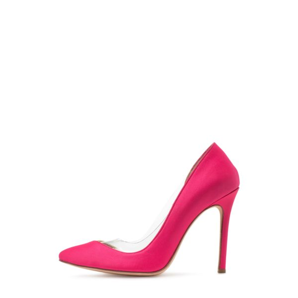 polina magiy обувь розовые лодочки